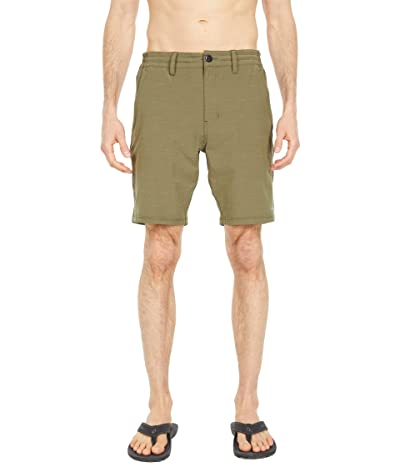 Volcom Misunderstood 19 Shorts (Military) Men