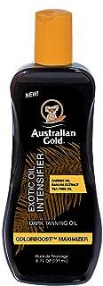 Australian Gold Dark Tanning Exotic Oil Spray, 10295, per stuk verpakt (1 x 0,237 l)