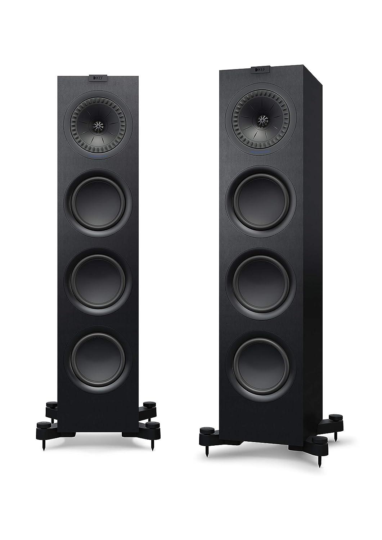 KEF Q750 Floorstanding Speaker (Each, Black)