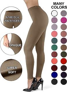 c9d3309a97d Amazon.com  Beige - Leggings   Clothing  Clothing