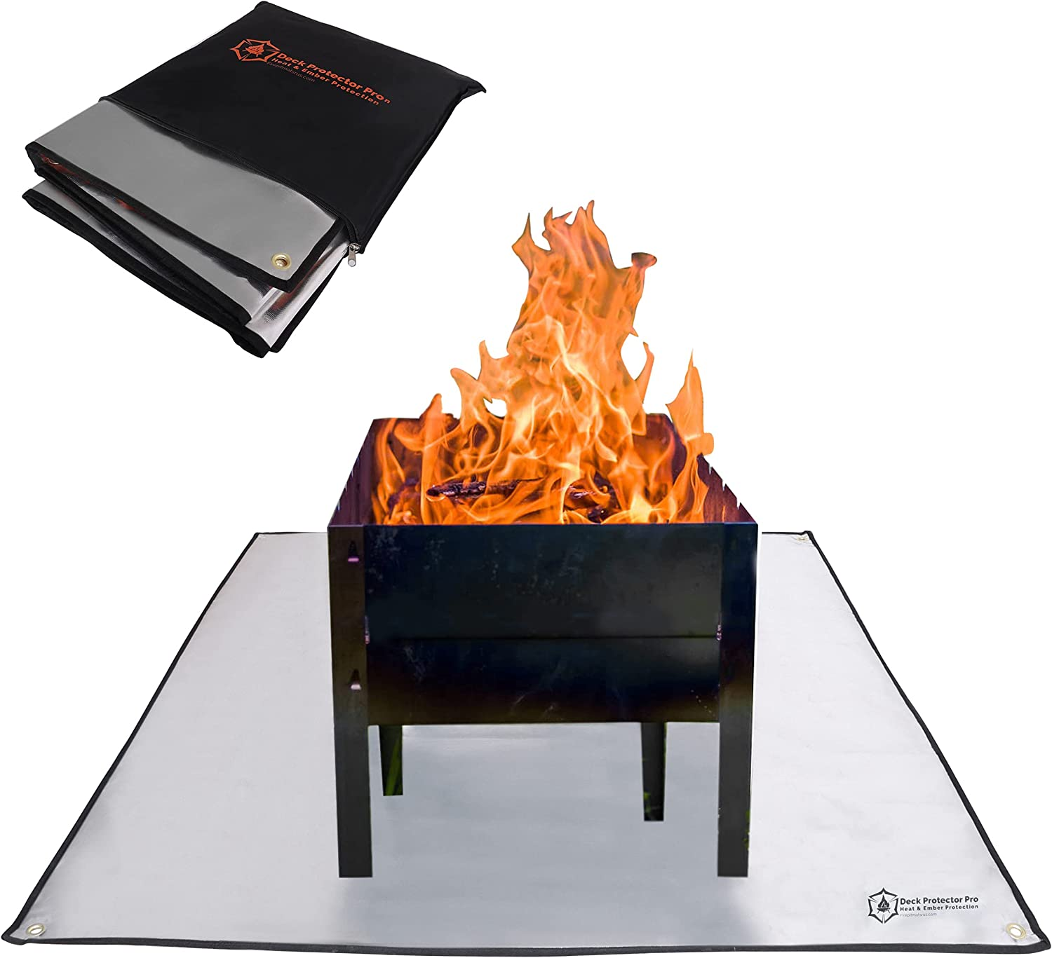 Arlington Mall Large Fire Pit Limited price Mat 47