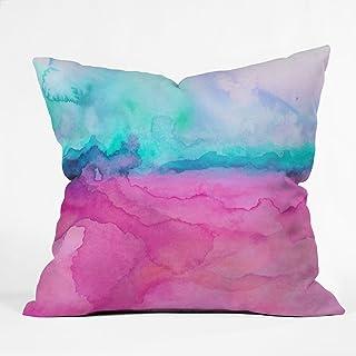 Deny Designs Jacqueline Maldonado Tidal Color Throw Pillow, 16 x 16