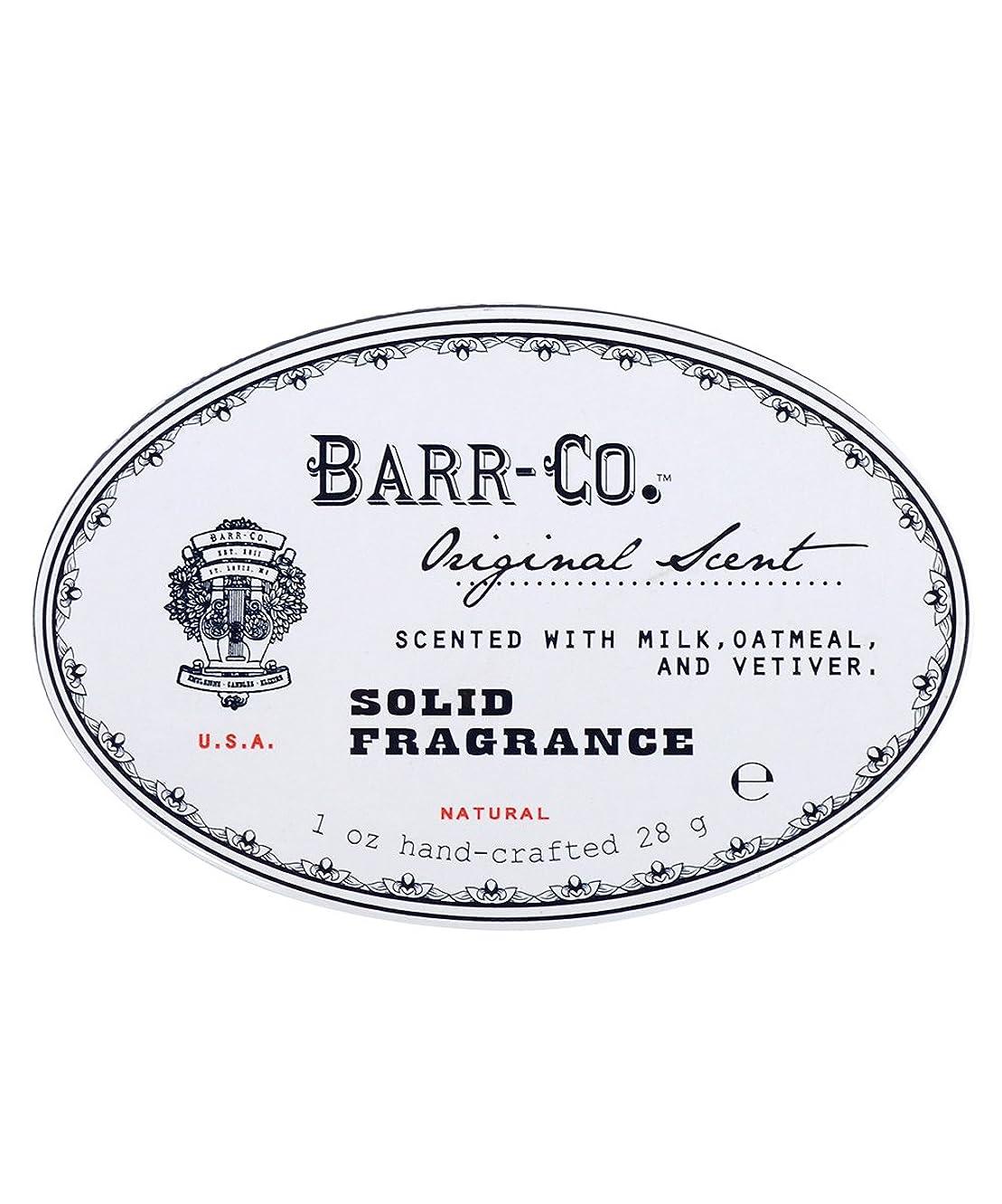 お祝い地中海地中海バーコ(BARR-CO.) ソリッドパフューム オリジナル 28g