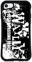 iPhone SE 第2世代 ケース iPhone8 ケース iPhone7ケース どこでもくっつくケース WAYLLY(ウェイリー) iPhone6sケース iPhone6ケース 着せ替え 耐衝撃 米軍MIL規格 [ストリート ペイント] セ...