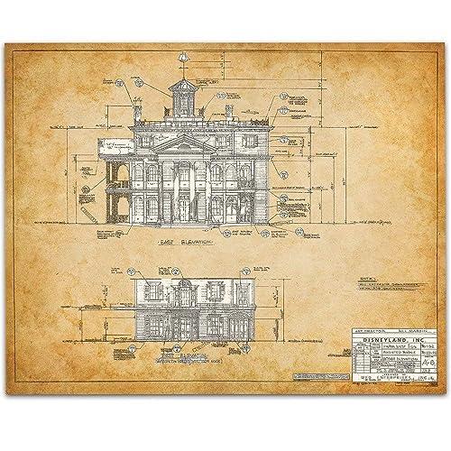 Disney Haunted Mansion Decor Amazon Com