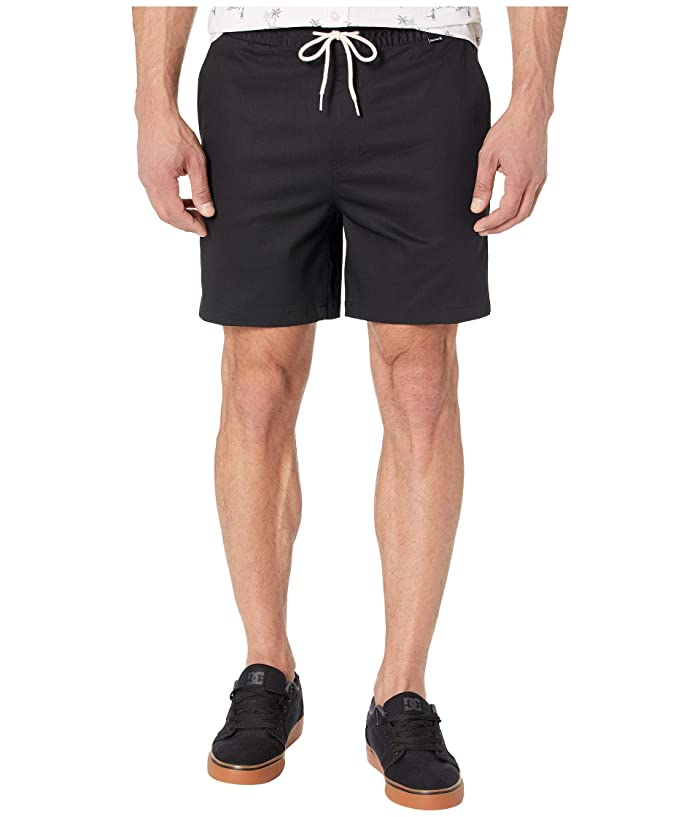 Hurley  17 One Only Stretch Volley (Black) Mens Swimwear