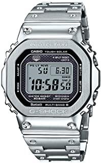 G-Shock - Casio G-Shock Men's Standard Digital GMW-B5000-D1 Watch Silver