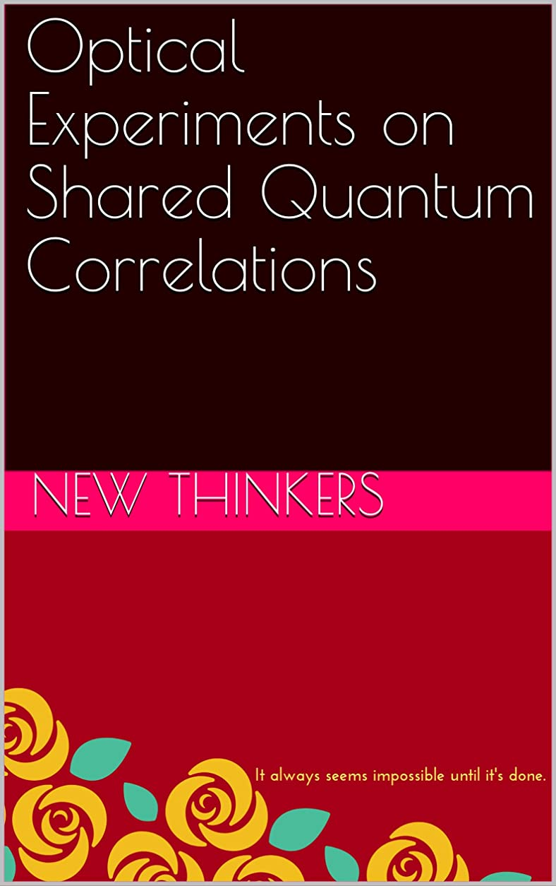 有料お風呂幅Optical Experiments on Shared Quantum Correlations (English Edition)