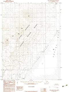 YellowMaps Port Moller B 6 AK topo map, 1:63360 Scale, 15 X 15 Minute, Historical, 1983, Updated 1983, 21.9 x 18 in