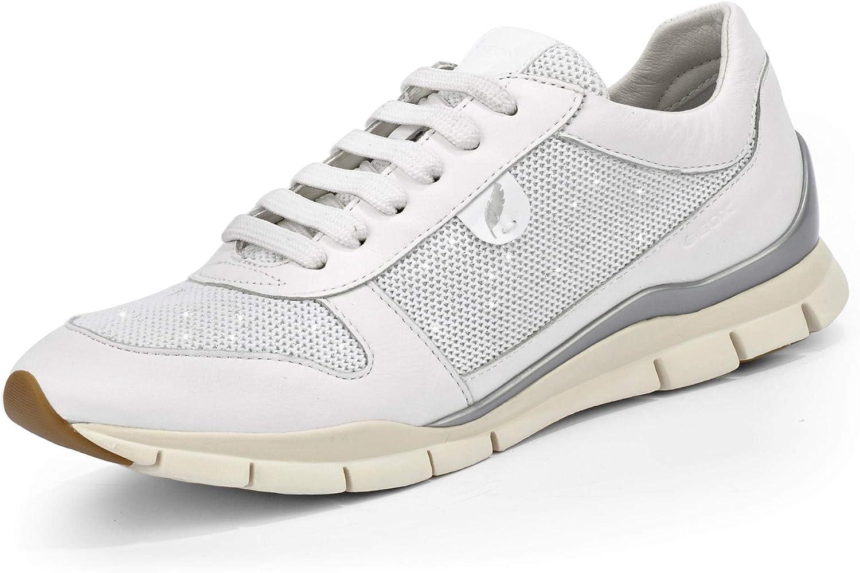 Geox D Sukie a, Women's Low-Top Sneakers