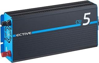 ECTIVE 500W 24V omvormer naar 230V met een zuivere sinus CSI 5 met acculader, NVS- en UPS-functie