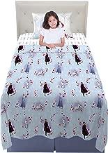 frozen bed sheet set