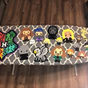 Amazon Com Perler Beads Harry Potter Instruction Pad 53 Patterns Multicolor Toys Games This is a community by. perler beads harry potter instruction pad 53 patterns multicolor