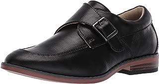 Steve Madden Boy's BCLUB Shoe-Black