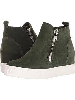 Contribuyente compresión Presunción  Women's Steve Madden Olive Shoes + FREE SHIPPING | Zappos.com
