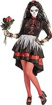 WIDMANN Disfraz de adulto Dia de los Muertos novia