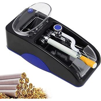 TIEMPO DE SALDOS M/áquina el/éctrica para cigarrillos roller m/áquina rellena tubos para cigarrillo