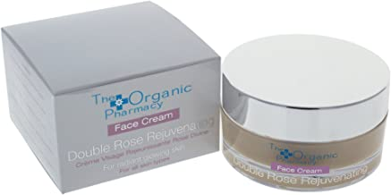 The Organic Pharmacy Double Rose Rejuvenating Face Cream, 1.7 Ounce