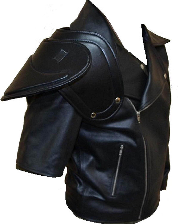 Mad Max 2 Road Warriors Jacket Mens Movie Tom Hardy Australian Black Leather Jacket Biker Motorcycle Jacket