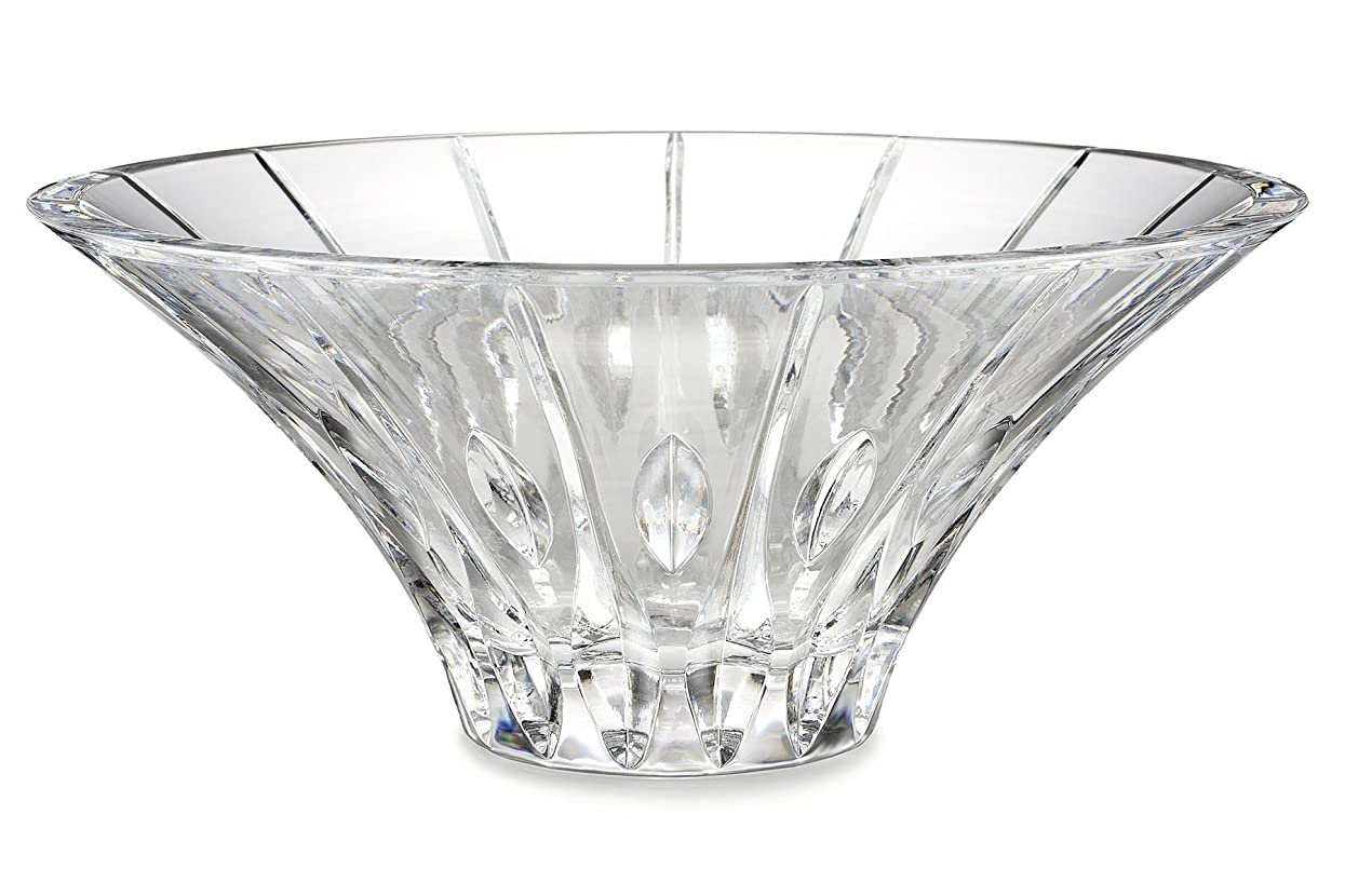 ソート急襲勤勉Marquis by Waterford Sheridan Flared 10-Inch Bowl by Marquis By Waterford