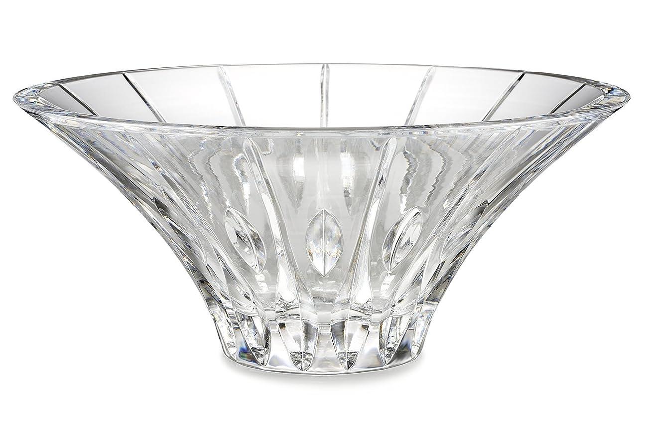 破滅的な兵士繁雑Marquis by Waterford Sheridan Flared 10-Inch Bowl by Marquis By Waterford