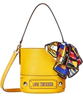 LOVE Moschino - Bucket Bag with Scarf