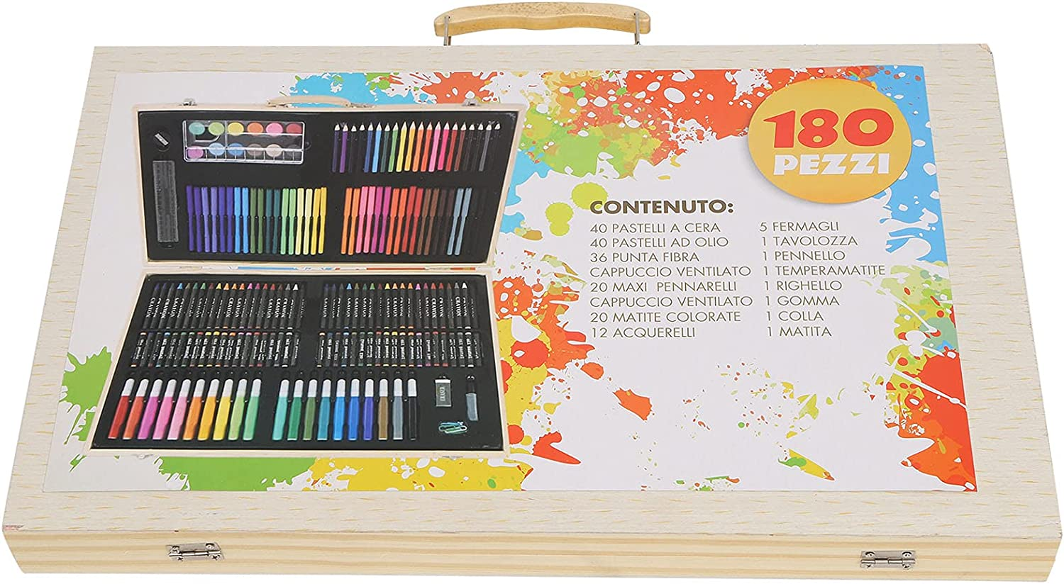 Art Set Creative Gift Box Max 41% OFF Luxury Painting Supplies and Drawin Kids
