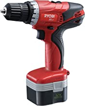 Ryobi BD-122 Rechargeable drill driver, Red