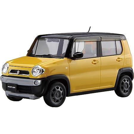 フジミ模型 1/24 車NEXTシリーズ No.12 スズキ ハスラー (G/アクティブイエロー) 色分け済み プラモデル 車NX12