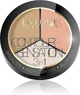 Eveline Contour Sensation 3In1 Set 2 Peach Beige