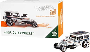 Hot Wheels id DJ-Xpress {HW Metro}