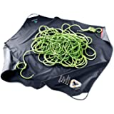 deuter Unisex-Adult Gravity Rope Sheet Seiltasche, Black, 140 x 140 cm