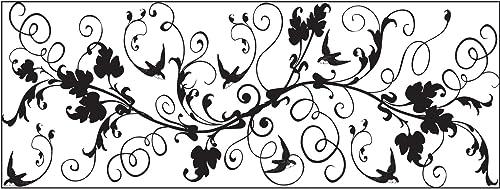 Fiskars Elegant Vine Continuous Stamp Wheel Design (01-005571) by Fiskars