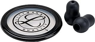 3M Littmann Stethoscope Spare Parts Kit, Master Classic, Black, 40022