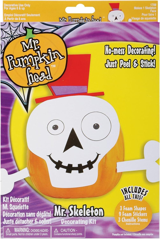 Mr. Mr. Mr. Pumpkinhead Foam Kits-Mr. Skeleton B007LA9Z7Q | Kostengünstiger  1b17d4