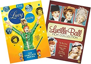 Ultimate Lucille Ball DVD Collection: The Lucy Show - The Complete Series + Lucille Ball Film Collection (Big Street/Critic's Choice/Dance Girl, Dance/Du Barry was a Lady/Mame)