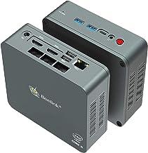 Mini PC, Beelink U57 Intel Core i5-5257U Processor (up to 3.10GHz) Windows 10 Pro Mini Desktop Computer, 8GB DDR3L/128GB M...