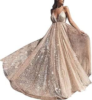 Best long glitter dress Reviews