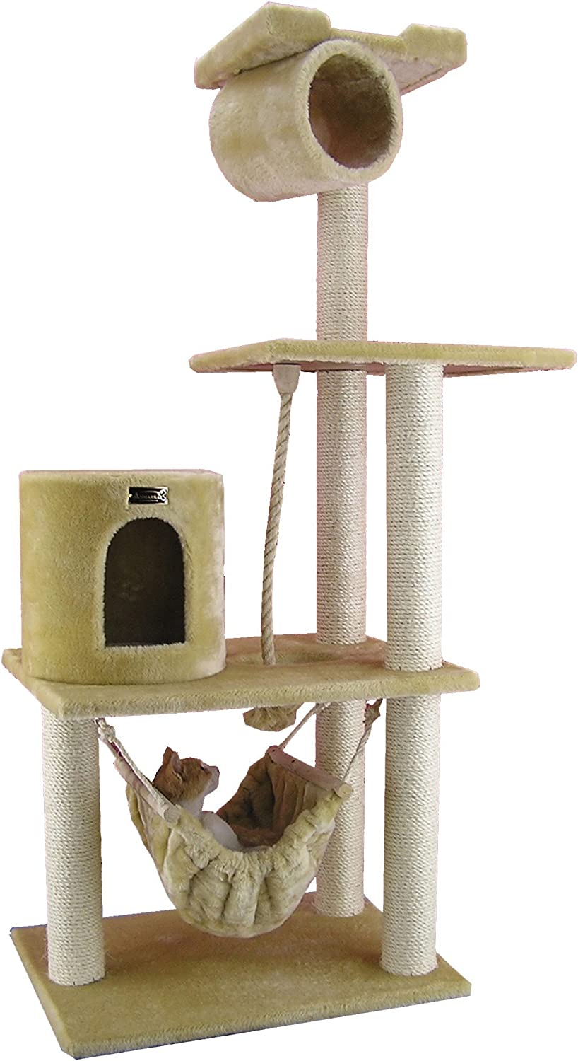 Armarkat Classic Cat Tree A6202 Beige