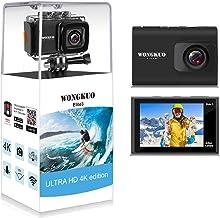WONGKUO Upgraded Action Camera 4K 20MP Ultra HD WiFi...