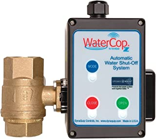 WaterCop Z-Wave Shut Valve Smart Leak, lead