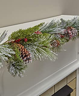 The Lakeside Collection Christmas Pine Woodland Garland