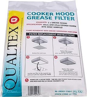 Qualtex – Filtro de Grasa para Campana extractora/