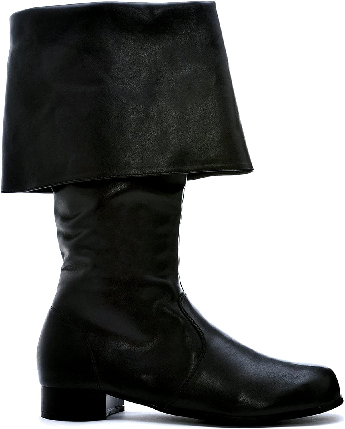 Ellie shoes Womens Hook (Black) Adult Boots Polyester