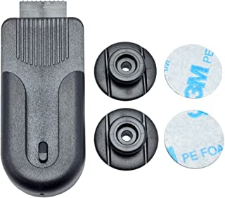 Arkon Universal Swivel Belt Clip Holder for Smartphones Cameras Radios Walkie Talkies Remotes