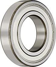 SKF 16002-2Z Radial Bearing, Single Row, Deep Groove Design, ABEC 1 Precision, Double Shielded, Non-Contact, Normal Clearance, Steel Cage, Metric, 15mm Bore, 32mm OD, 8mm Width