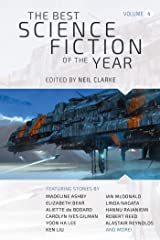 The Best Science Fiction of the Year: Volume 4 Kindle Edition