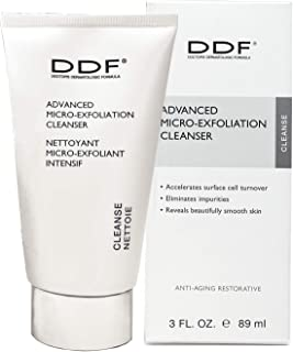 DDF Advanced Micro-Exfoliation Cleanser, 3 Fl. Oz.