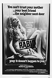 Posterazzi Rabid Us Marilyn Chambers 1977 Movie Masterprint Poster Print (11 x 17)