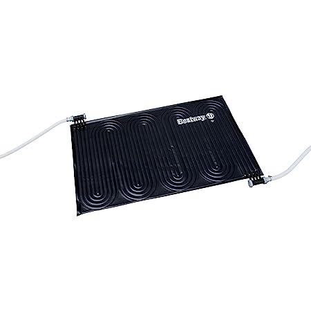 well2wellness/® Pool Solarheizung Solarmatte mit 0,6 x 3 m f/ür Pools bis 15m/³ = 1,8 m/²
